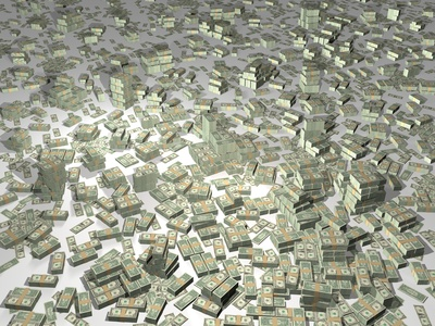 Millions money